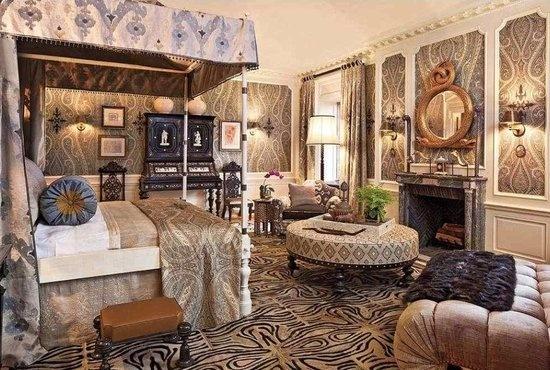 Marvelous Los Angeles Celebrity Interior Designer Lori Dennis On African Bazzar  Interior DesignTrend