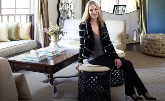 Nice Celebrity Los Angeles Interior Designer Lori Dennis In LA Confidential  Magazine