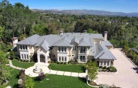 Interior Design of a residential estate Hidden Hills, California