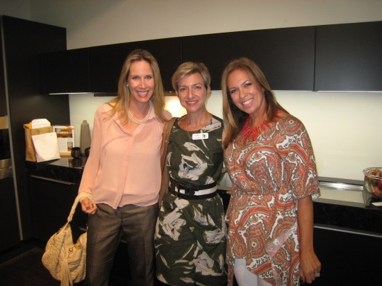 Celebrity Interior Designers of Design Camp Lori Dennis Kelli Ellis and Liza Hausman from Houzz