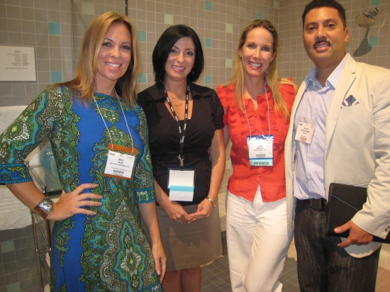 Bathroom Trends for Interior Design by Toto with celebrity designers Kelli Ellis and Lori Dennis