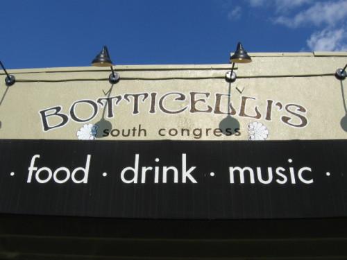 Botecelli's Austin