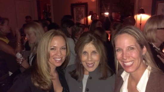 Kelli Ellis, Suzanne Kassler, Lori Dennis , House Beautiful Party High Point