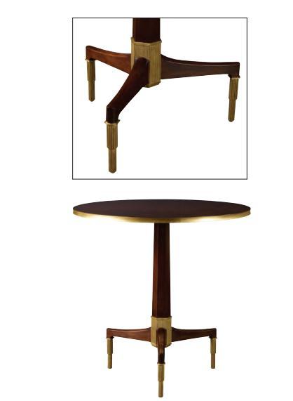 baker furniture newell table by thomas pheasant lori dennis