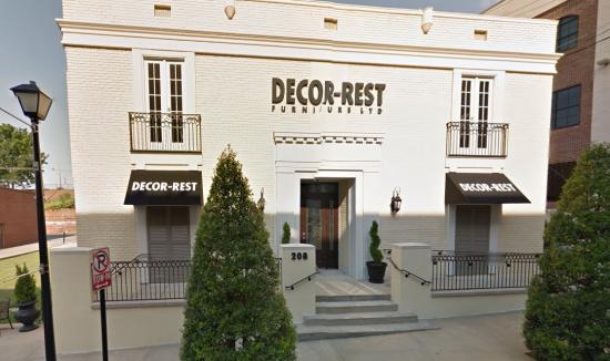 Decor Rest a building for Interior Designers