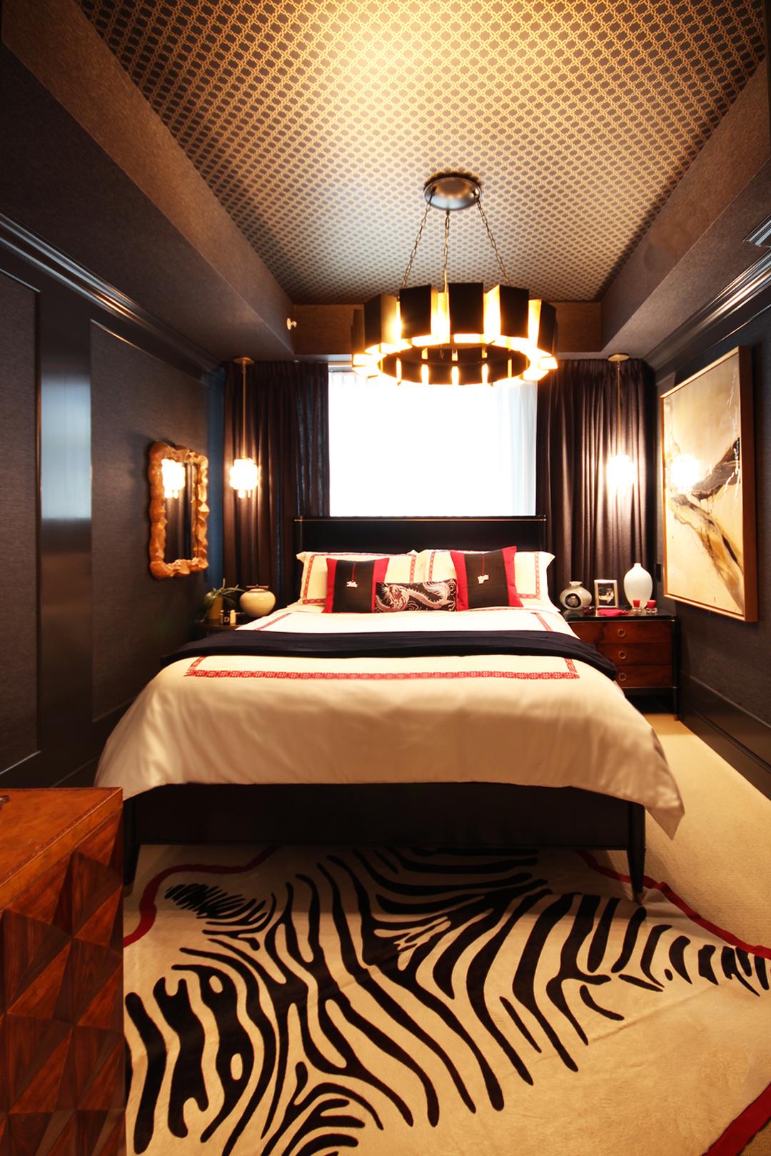 Hong Kong Bedroom