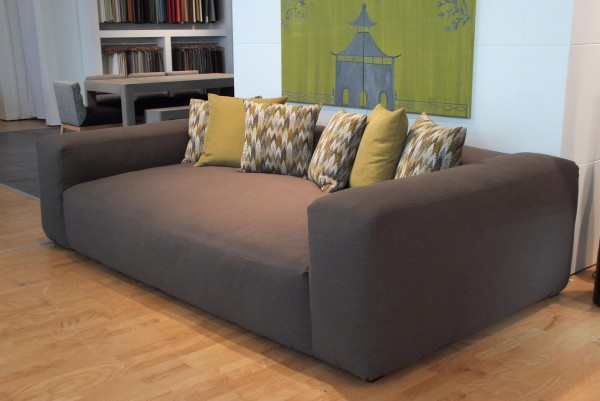 And For Those Friends That Just Canu0027t Make It Home That Night, This Extra Deep  Sofa Converts Into The Most Comfortable Bed.