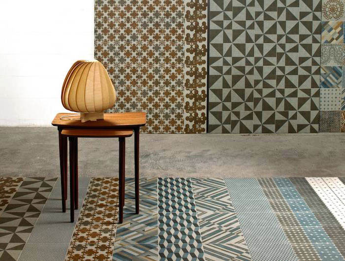 We Have a Thing for Cement Tiles