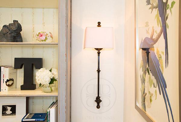 Living Room Sconce Detail WM