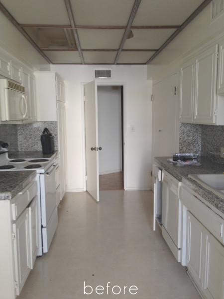 Lori Dennis Interior Design Aging In Place Kitchen Before