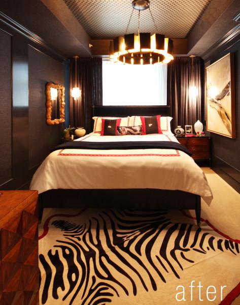 Lori Dennis Interior Design Hong Kong Gent Bedroom After