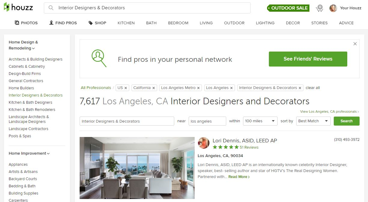 Find Pros Houzz