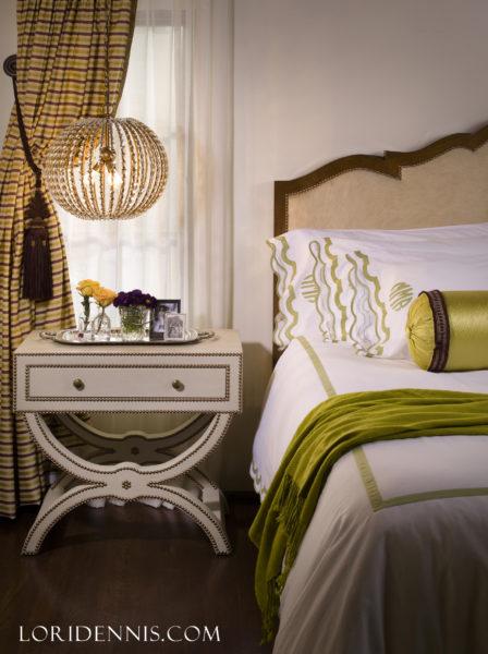 lori-dennis-green-bedding-pantone-color-year