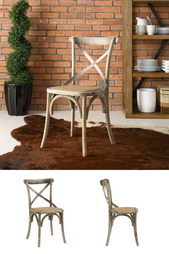 Shop Modern Farmhouse Dining Chairs on Wayfair.com