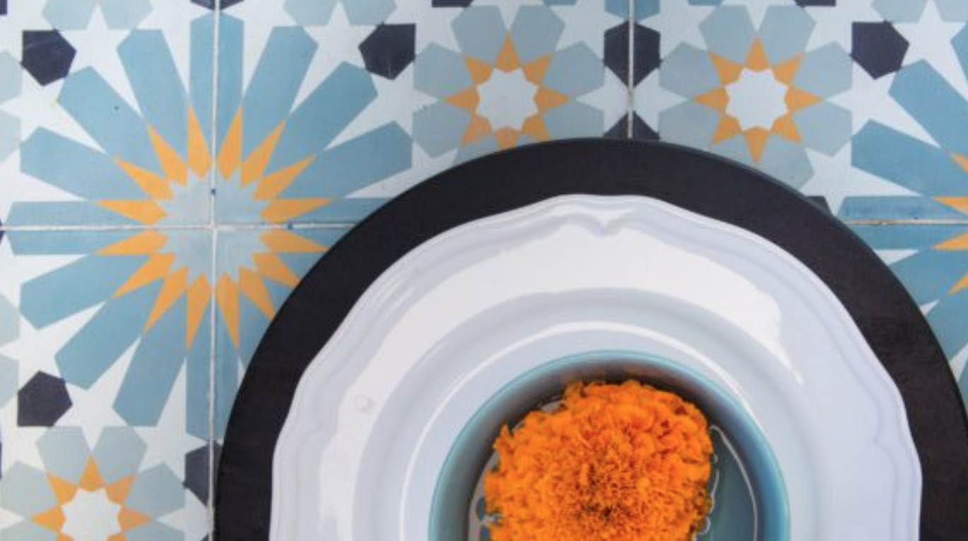 Moorish Patterns Featured on Houzz