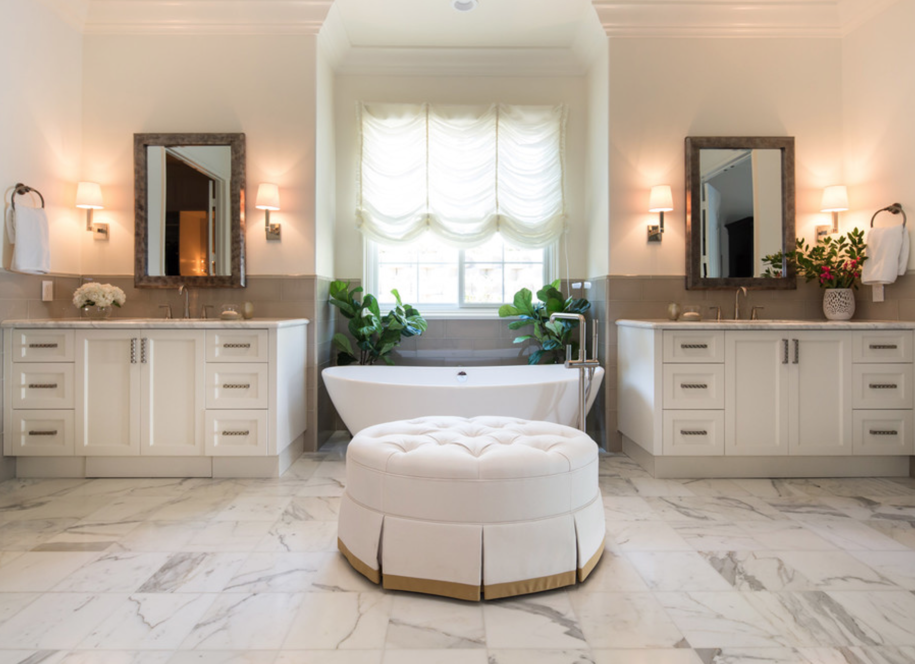 The 6 Features of a Dream Bathroom