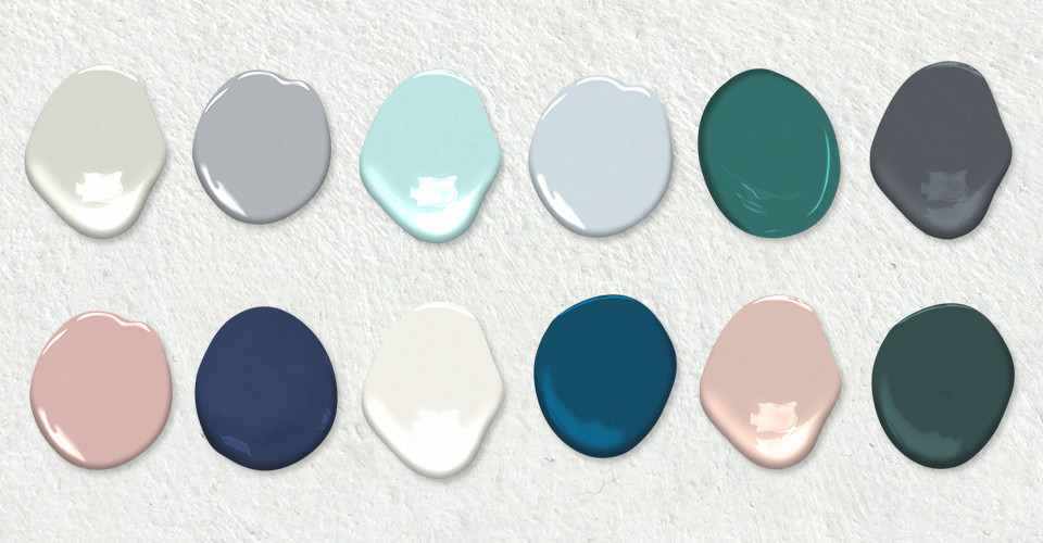 Why Choosing Paint Colors for Your Home Is So Difficult (Until Now!)