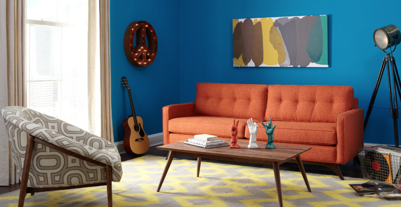 Younger upholstery is casual, comfy, and fuss-free. We particularly love their vibrant, retro Avenue 62 collection (a great source for teen rooms and plat rooms!) What we can expect to see: Fun, family-friendly durable home furnishings!