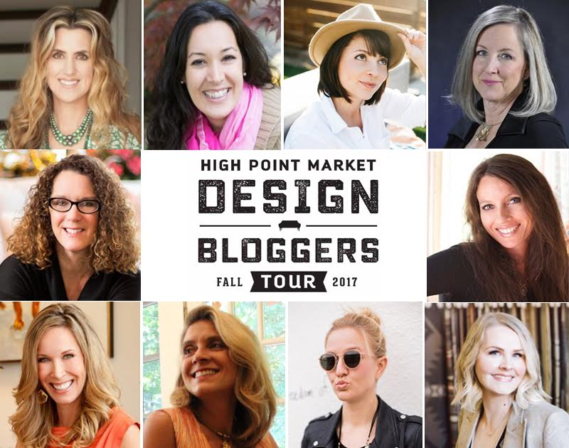 Lori Dennis Selected to Participate in the Elite High Point Design Blogger's Tour 2017!