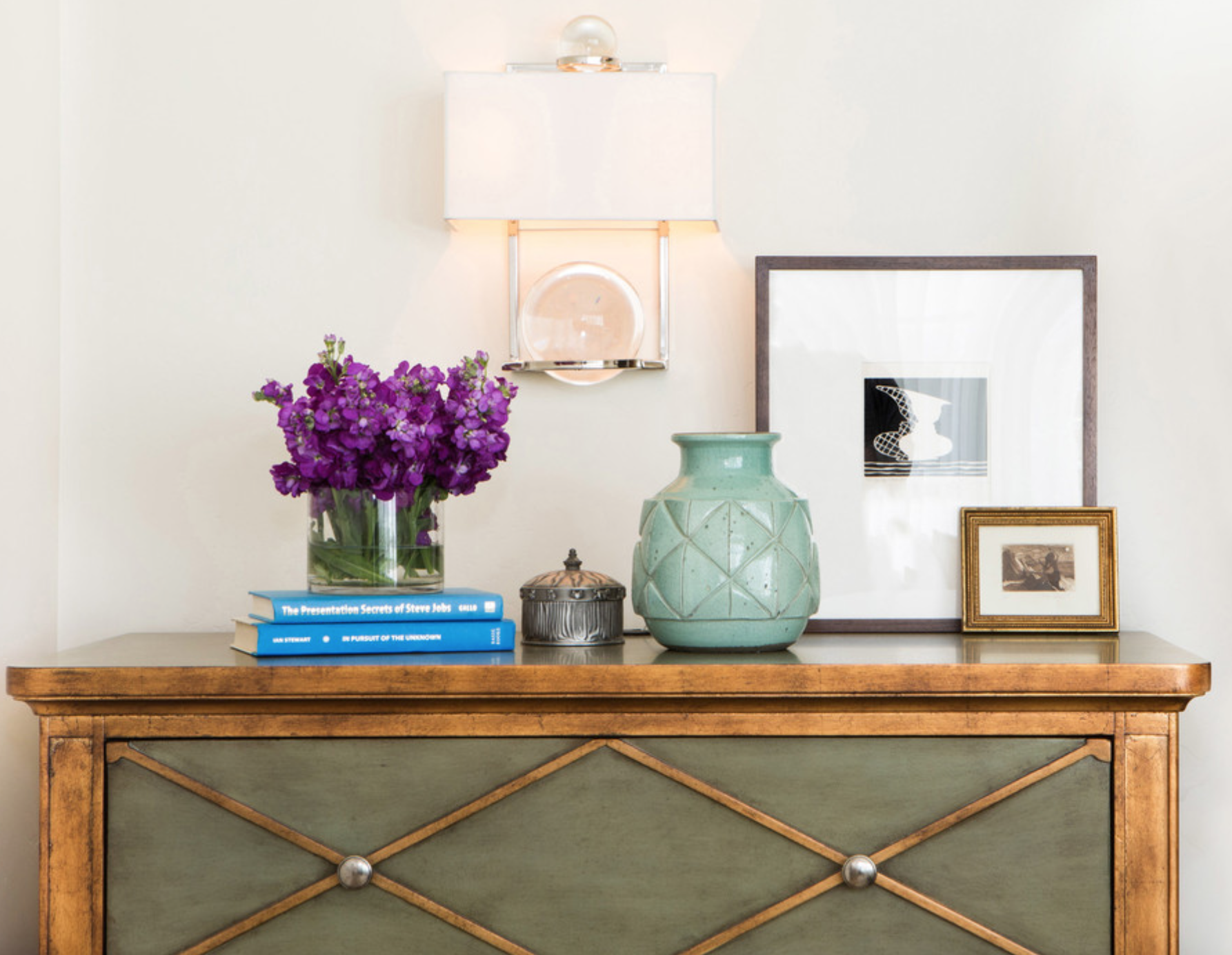 Fool-Proof Formulas for Perfect Side Table Styling