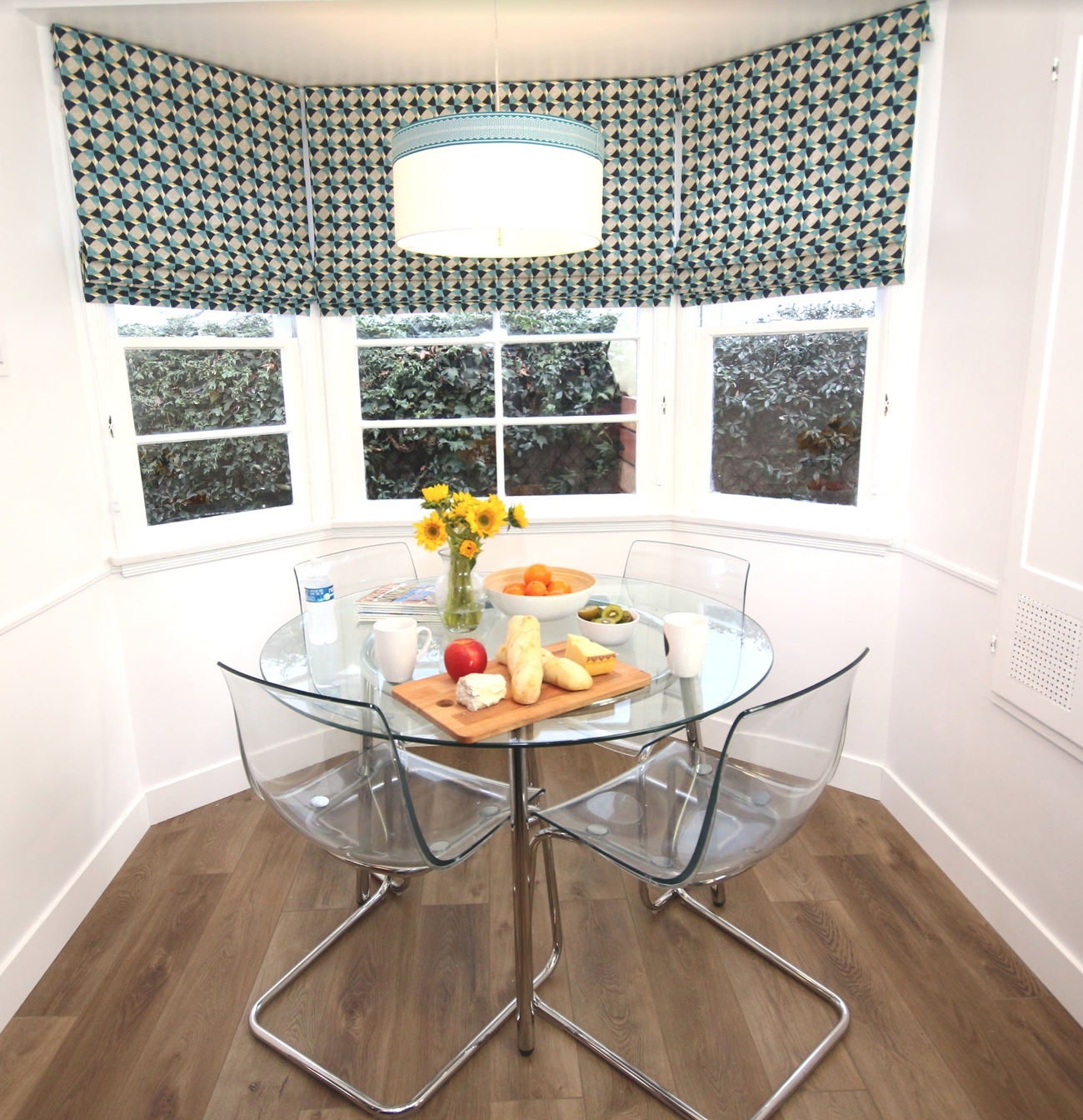 Dining Nook in Los Angeles Vacation Rental