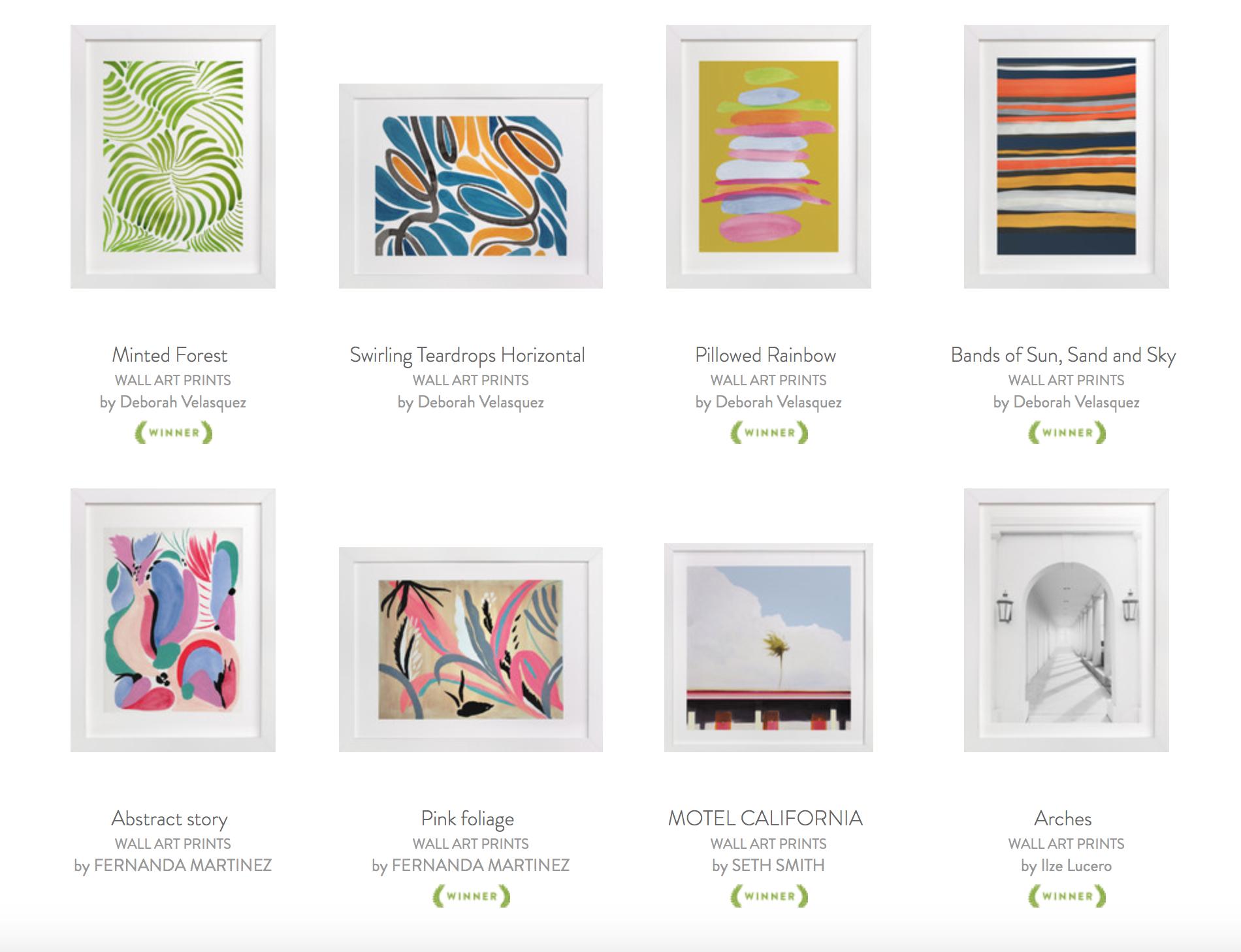 Celebrity Interior Designer Artwork Collection