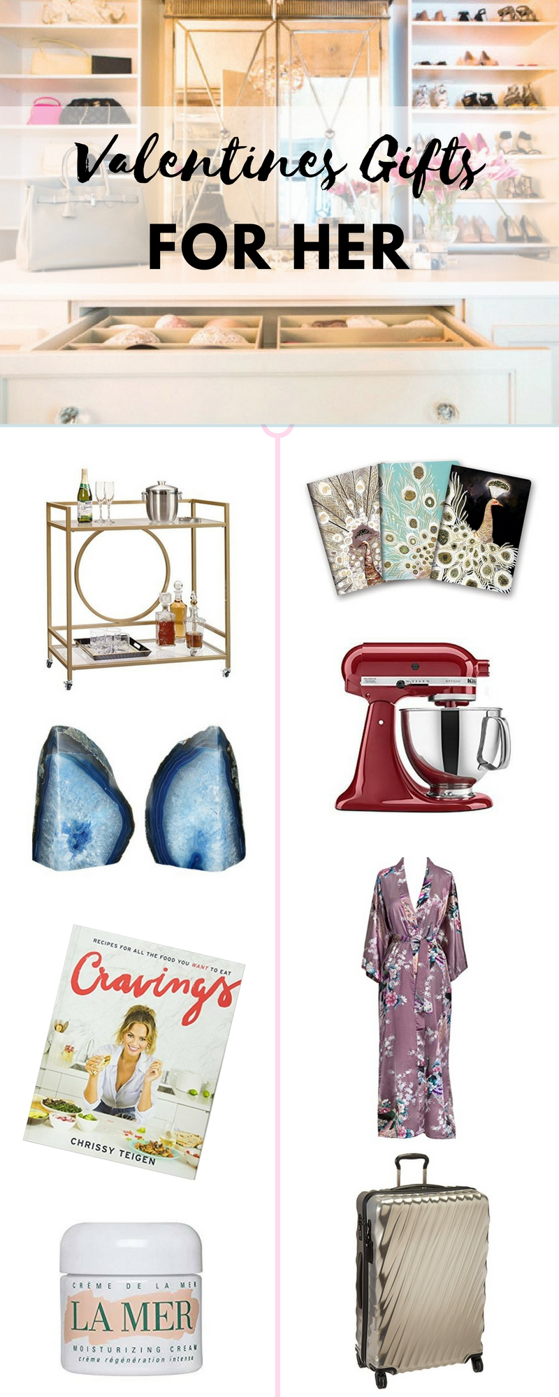 Here are some great gift ideas for her!