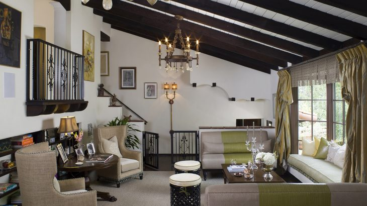 Hip Hacienda: The Spanish Design Trend Everyone Is Loving A Spanish Revival  Home Full Of History! I Had A Blast Designing This Spanish Revival Home On  ...