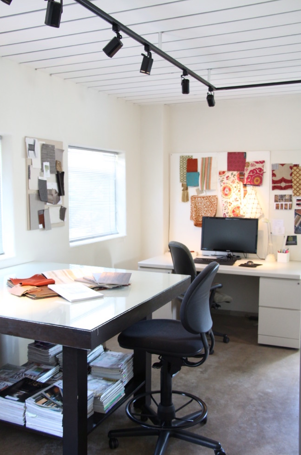 Peek inside Lori Dennis' design studio
