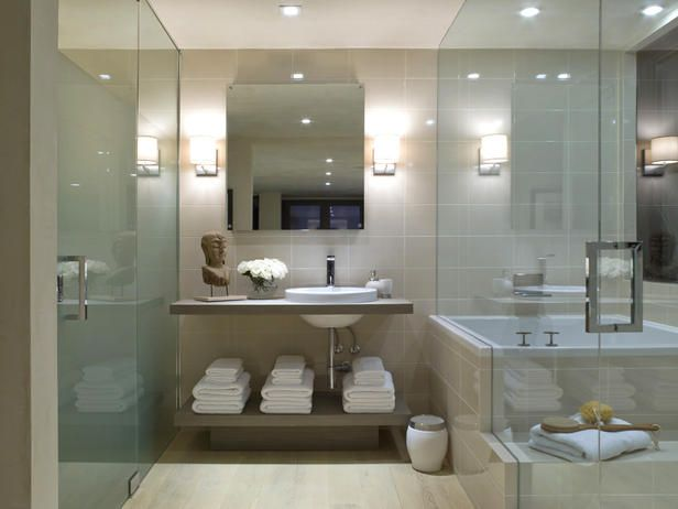 Zen Luxury Bathroom Retreat
