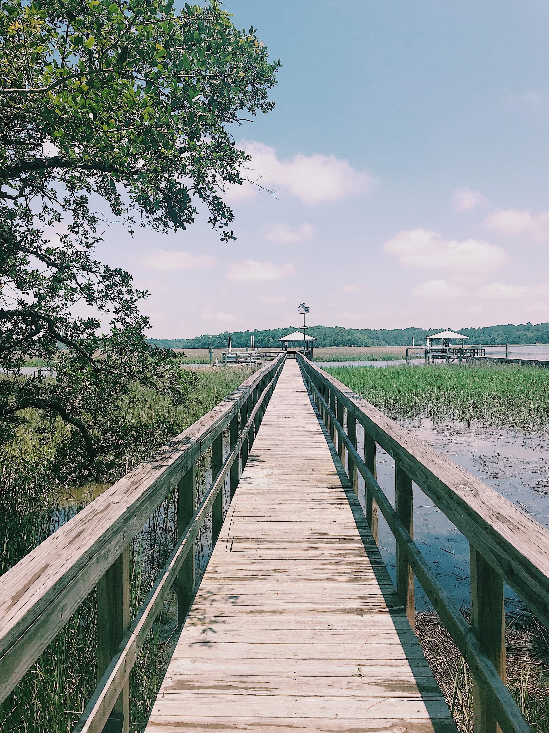 Edisto Marsh Pier