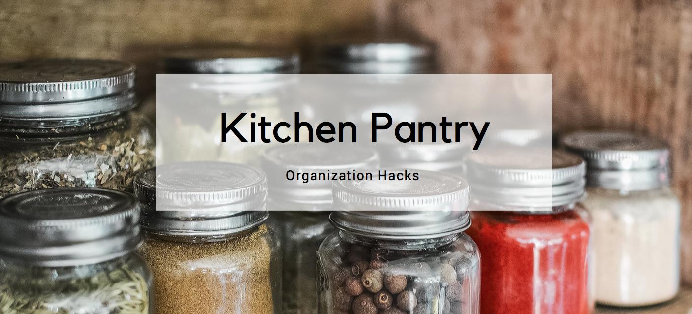 10 Kitchen Pantry Organization Hacks Lori Dennis