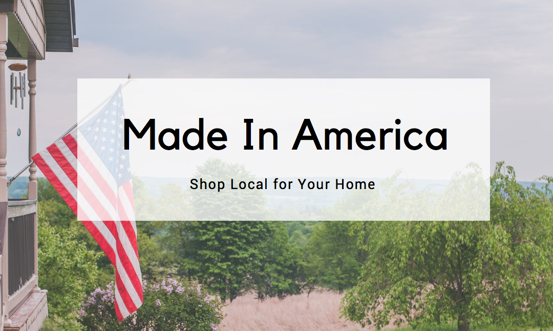 Furniture Made in America: Celebrate July 4th By Shopping Local!