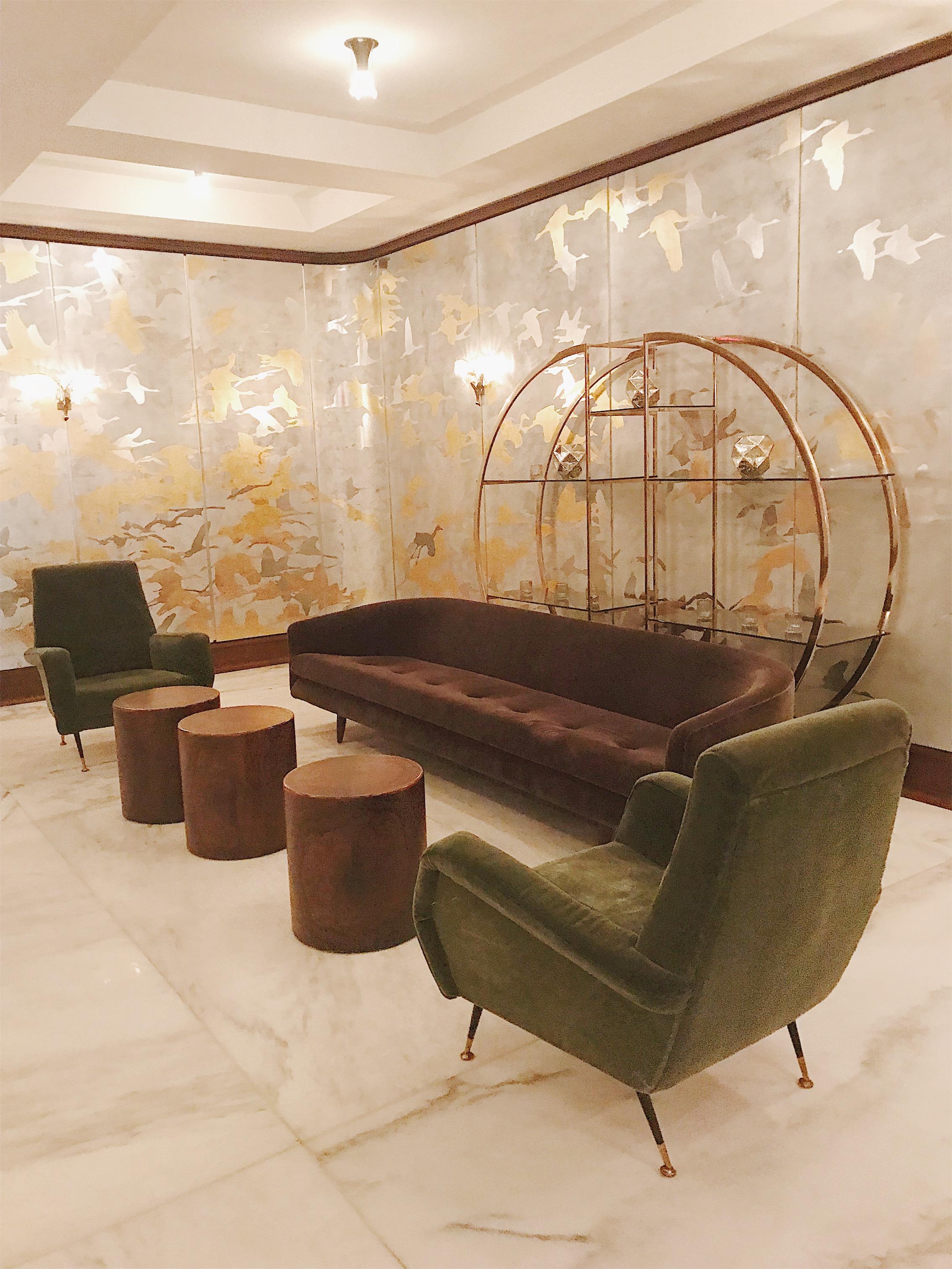 The Dewberry hotel lobby