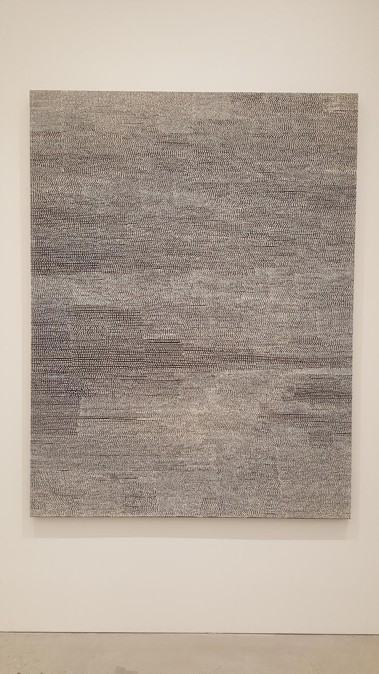 Jennifer Guidi's Contemporary Pointilli