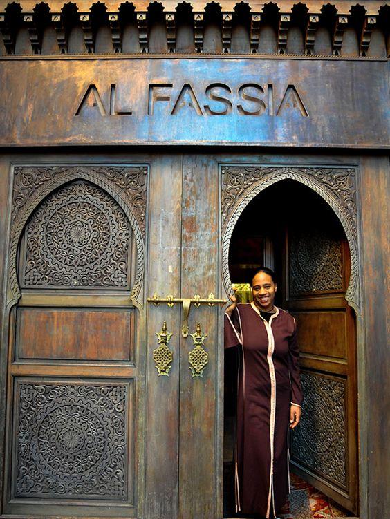 al fassia entrance