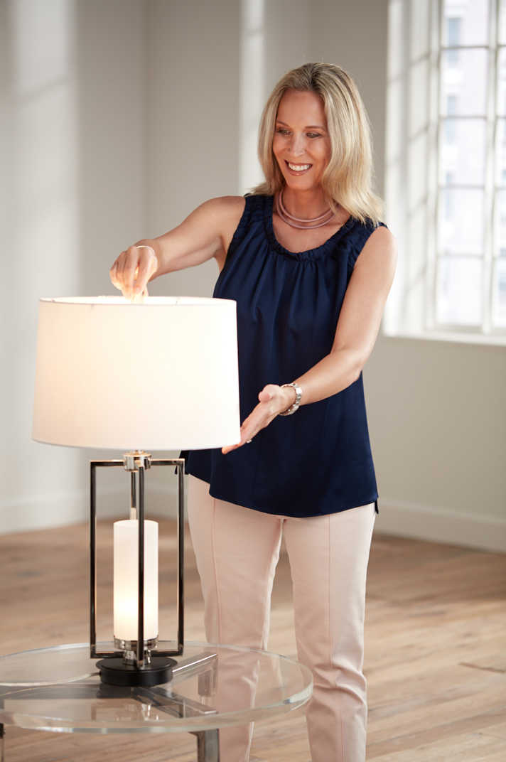 Lori Dennis for Lamps Plus