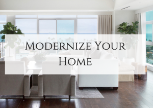 10 Design Tips to Modernize Your Home