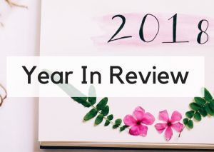 Happy New Year! 2018 Year in Review