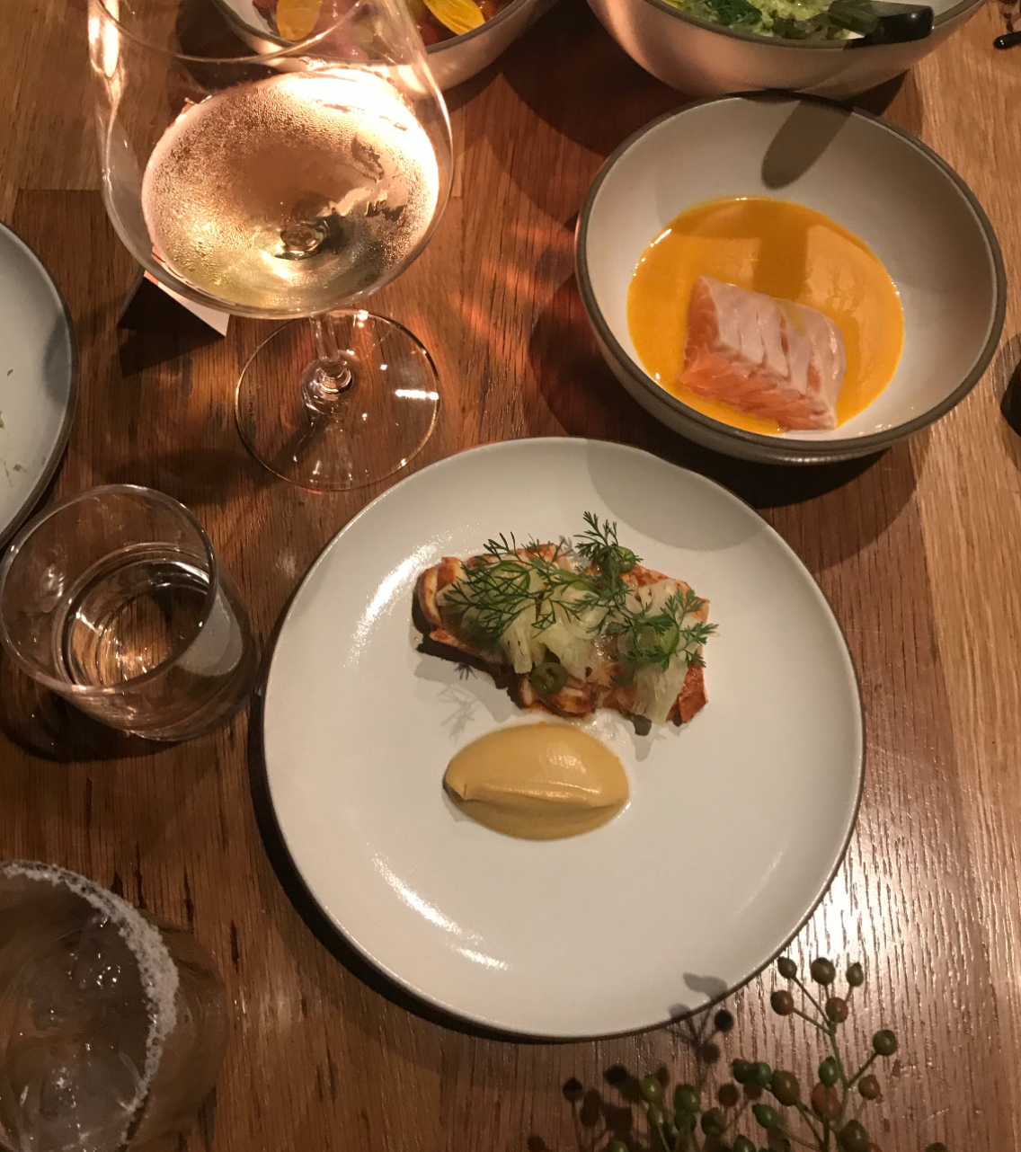 Cosme Dinner