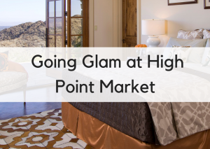 Glamorous Furniture Surprises from the High Point Market Design Blogger's Tour