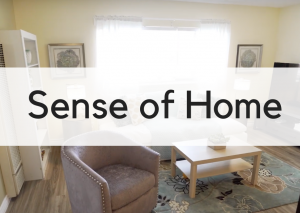 Creating a Sense of Home