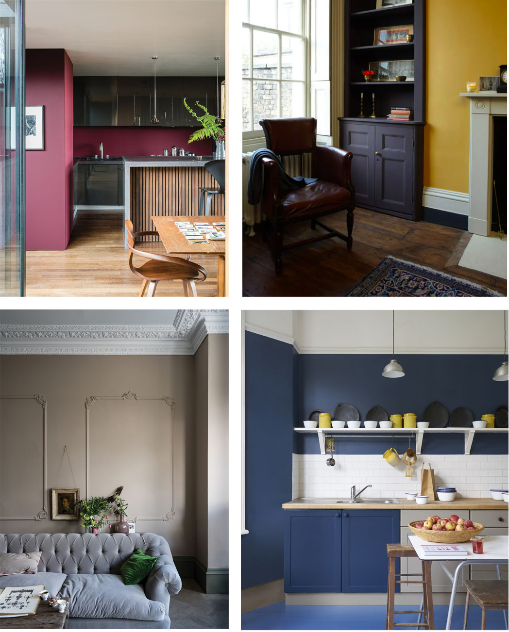 Farrow and Ball Color of the Year 2021