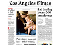 Los Angeles Times June, 2009