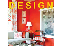 Design New England Magazine September, 2010