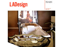 LA Design Magazine | Inside Maison de Luxe | Winter 2012