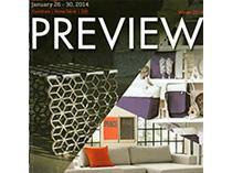 Interior Design Camp   Preview Magazine   January 26-30, 2014