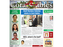 Coral Gables NewsBusiness SaturdayDecember 23, 2014