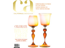 California Home and Design | Holiday Guide | Winter 2015