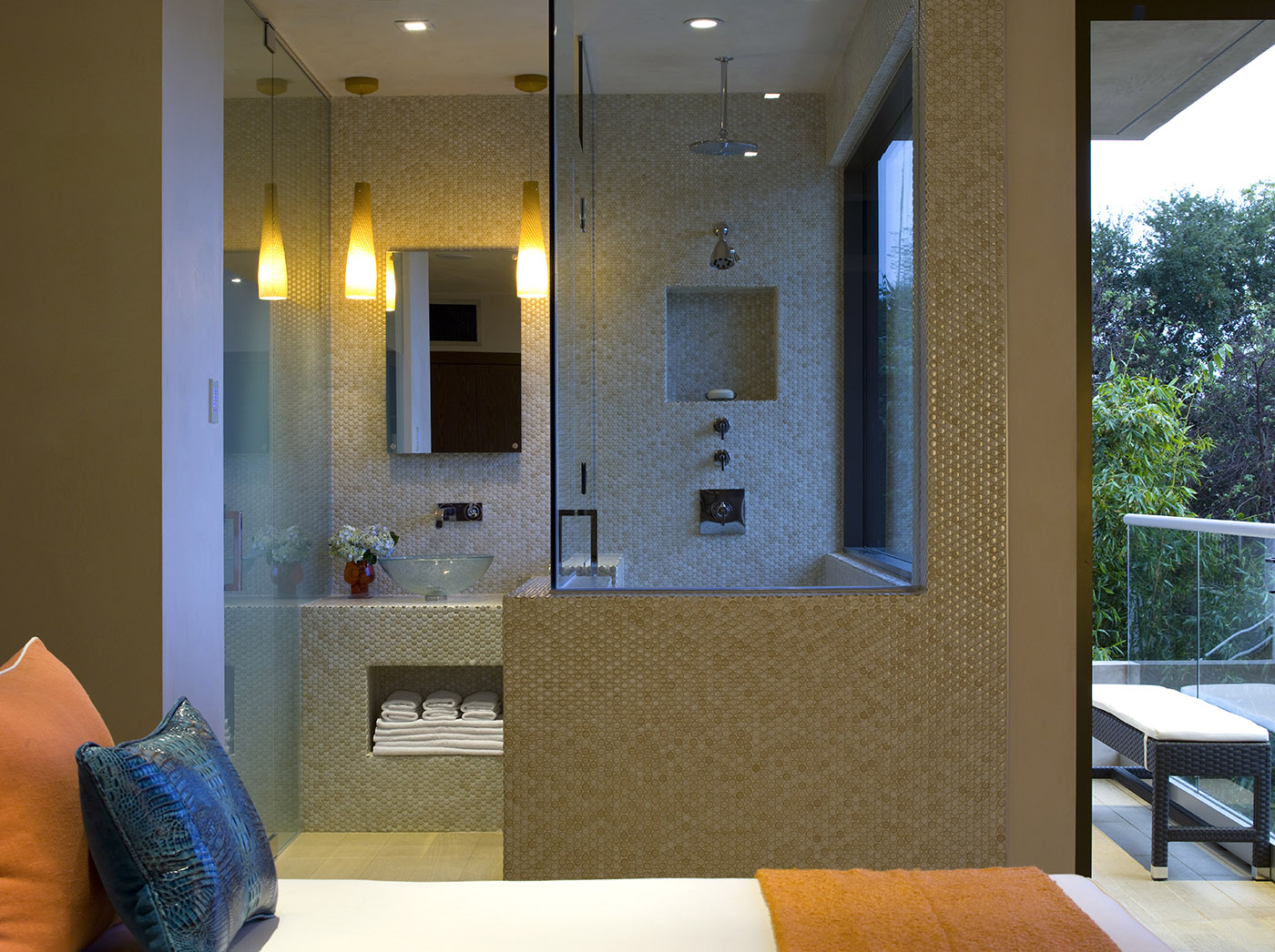 Hollywood hills master bathroom design project the design - Hollywood Hills Master Bathroom Design Project The Design 9